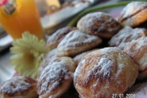 Dutch Poffertjes, Desert Specific Olandez