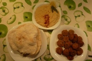 Falafel arabesc