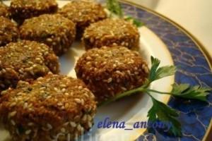 Falafel Sihab - chiftelute naut