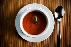 Gazpacho (Supa Rece De Rosii)