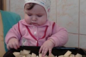 Mancarica de cartofi pentru copii