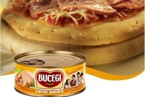 Pizza cu carne de pasare Bucegi