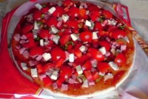 Pizza de vara