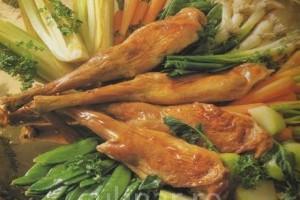 Pulpe de ied cu legume