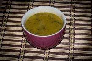 Supa crema de legume de iarna