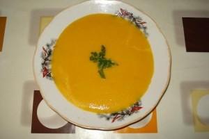 Supa crema de legume de vara