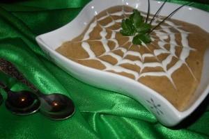 Supa crema de legume si ciuperci