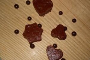 Turta dulce cu cacao de post