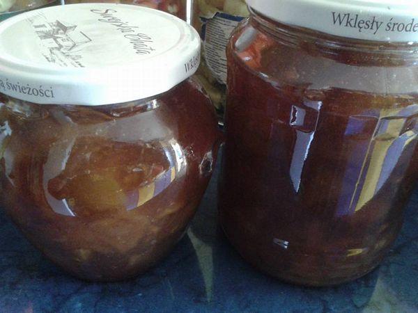 Dulceata de pepene galben