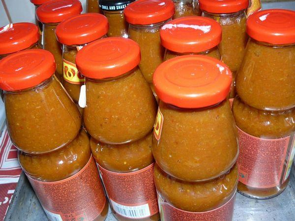 Ghiveci sau ketchup-la alegere