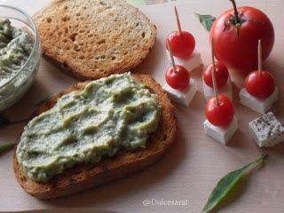 Guacamole cu ceapa si patrunjel verde