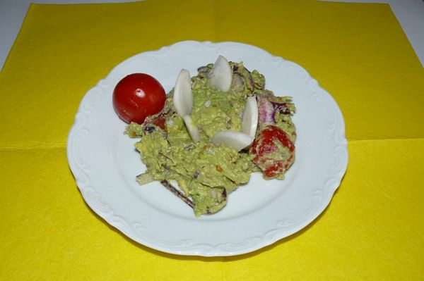 Guacamole ^in stil mexican