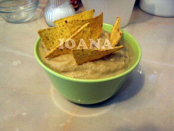 Guacamole - sos mexican de avocado