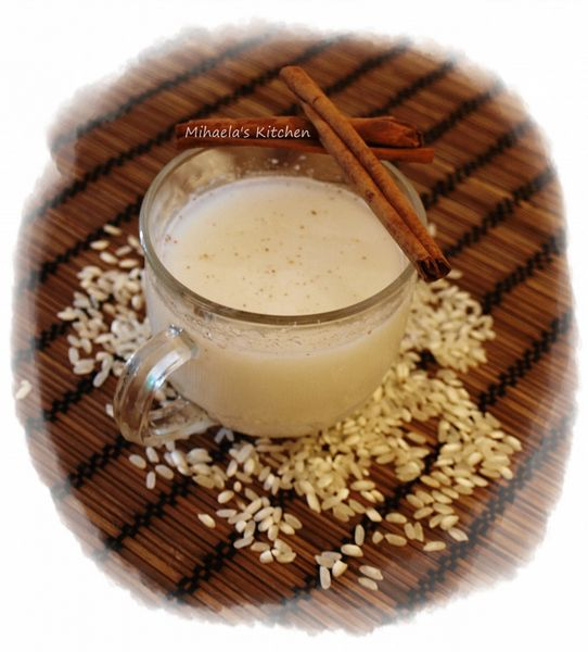 Lapte vegetal din orez