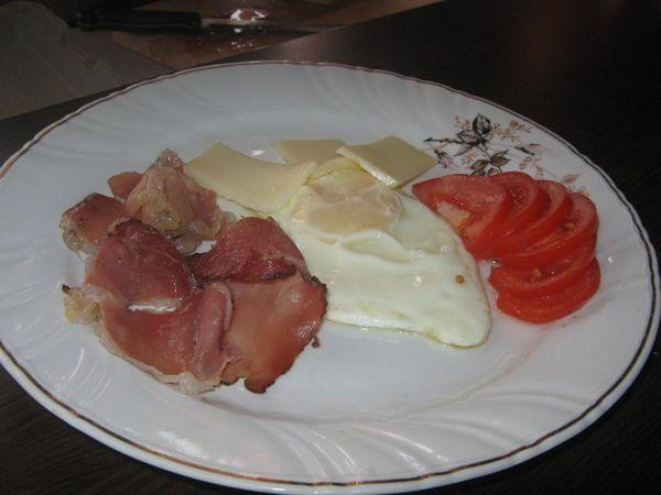 mic dejun a la Gily
