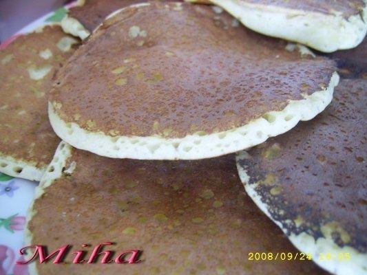 Pancake a la Jamie Olivier