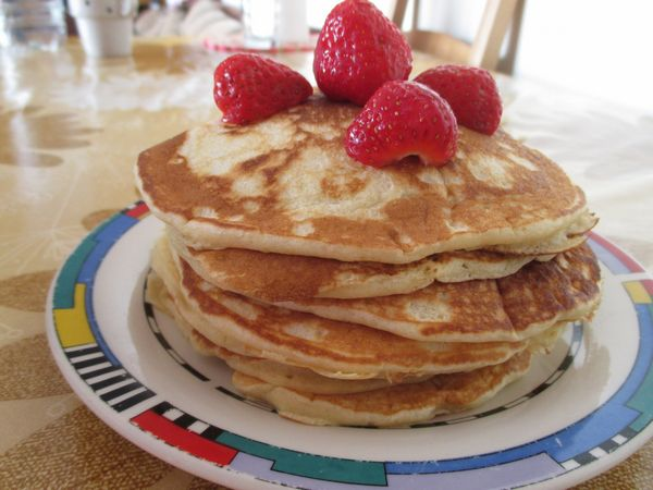Pancakes-clatite americane