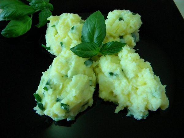 Piure de cartofi by Jamie Oliver
