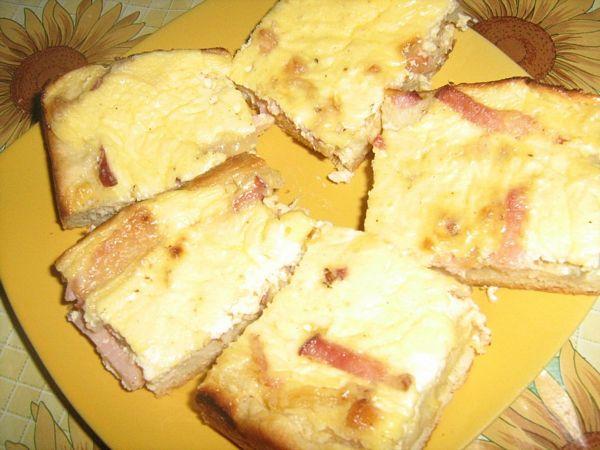 Quiche (Placinta cu ceapa)