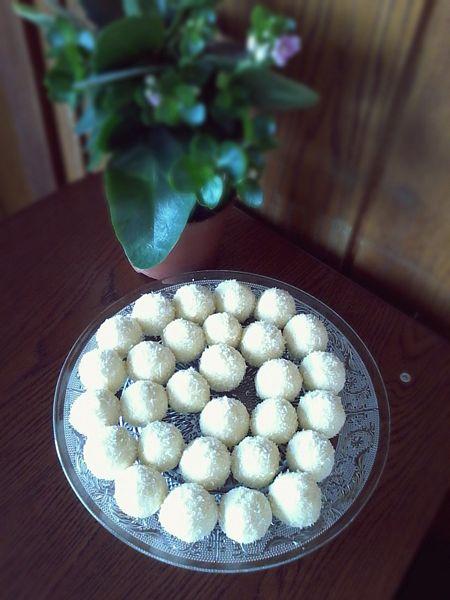Raffaelo - bomboane de casa