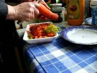 Salata cu carne pui