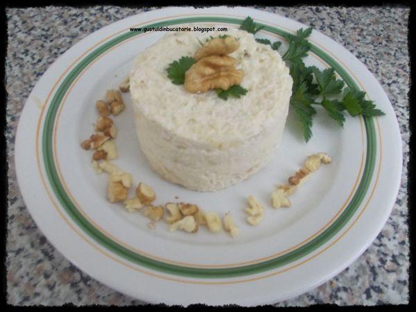 Salata cu piept de pui, telina si maioneza
