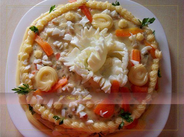 Salata De Boeuf Bujor
