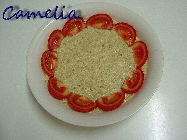 Salata de vinete cu maioneza si usturoi