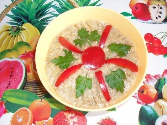 Salata Simpla De Vinete