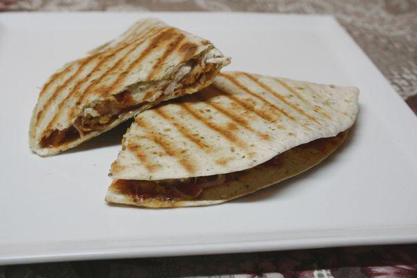 Sandwich cu crispy strips