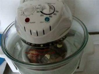 Somn natur la cuptorul cu halogen Oven