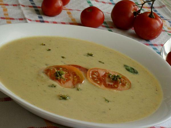 Supa-crema de gogonele