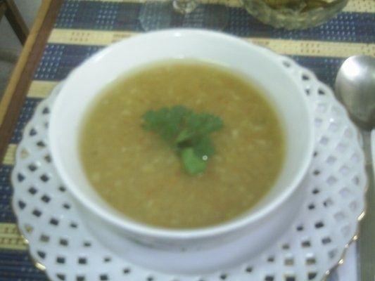 Supa-crema De Legume Cu Crutoane