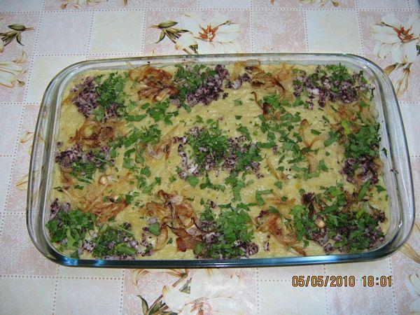 Supa crema de linte cu taitei lati- Regag adass-specific palestiniana