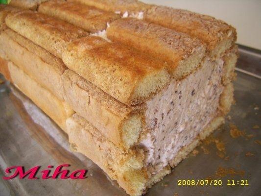 Tiramisu Ice Cake