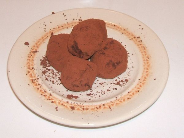 Trufe de ciocolata/ French Chocolate Truffles