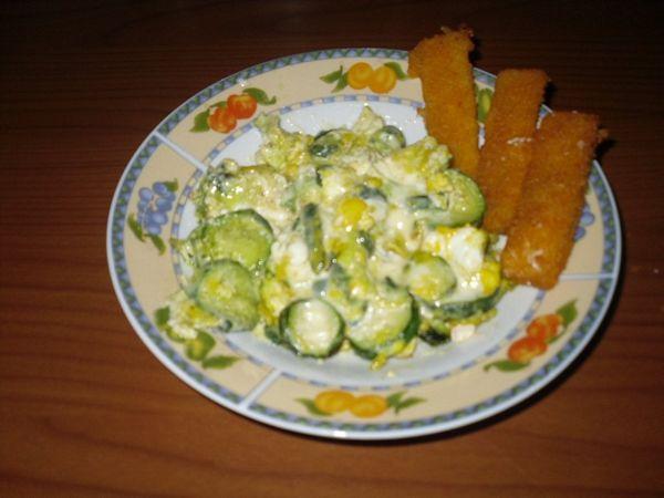 Zucchini Cu Br^anza