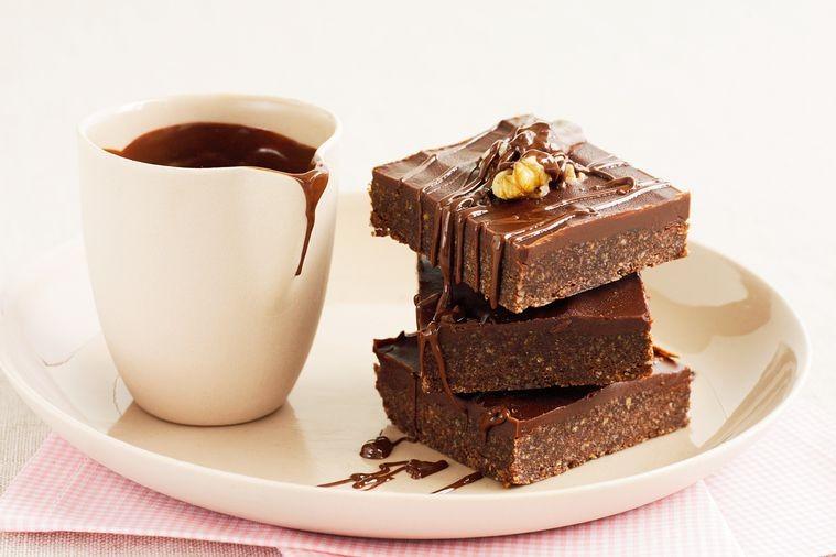 Batoane De Ciocolata Cu Nuci