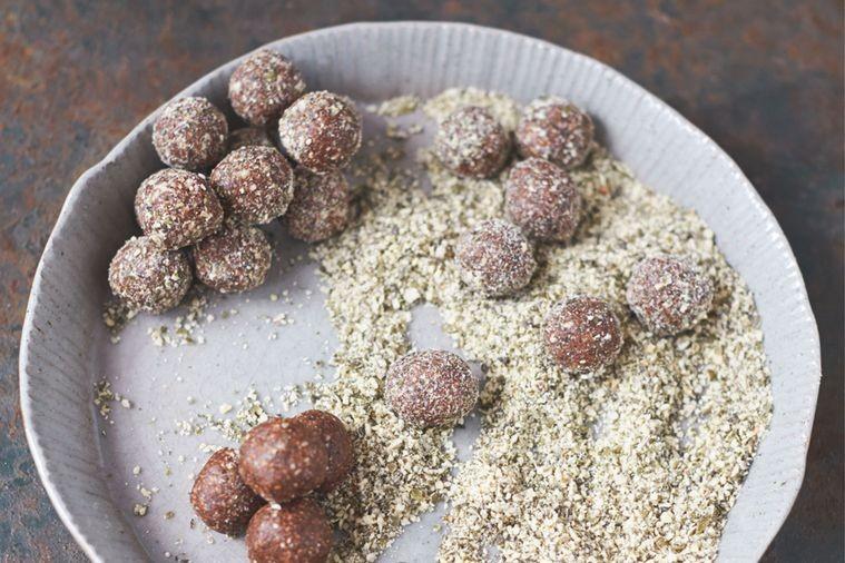 Bomboane De Cacao, Pline De Nutrienti