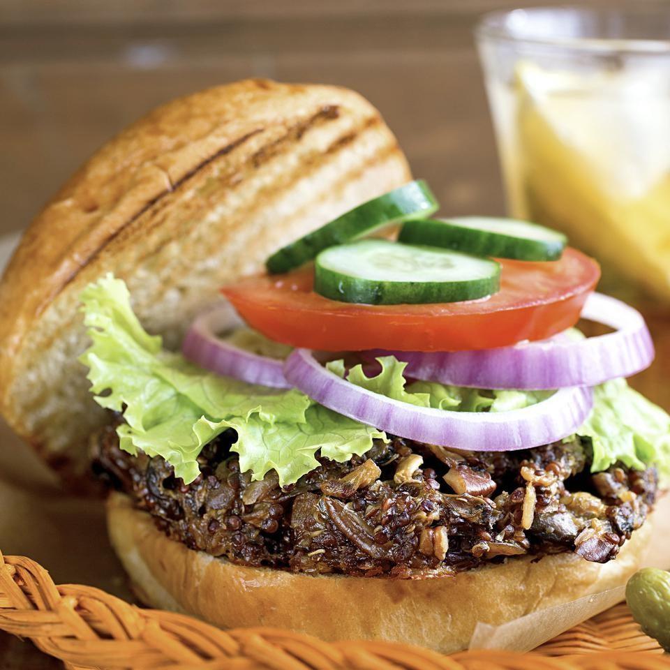 Burger De Quinoa, Delicios Si Foarte Sanatos