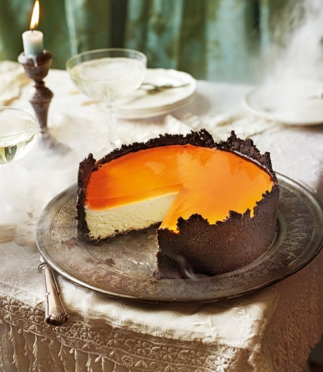 Cheesecake Cu Portocale, Oreo Si Aperol Spritz