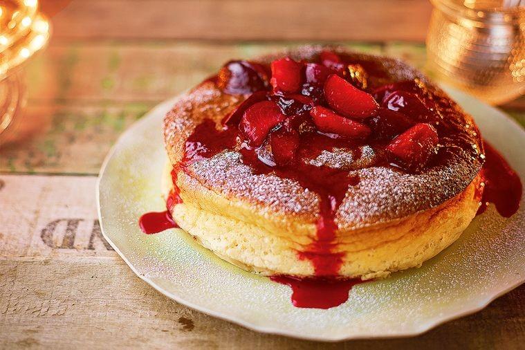 Cheesecake Cu Prune Si Miere