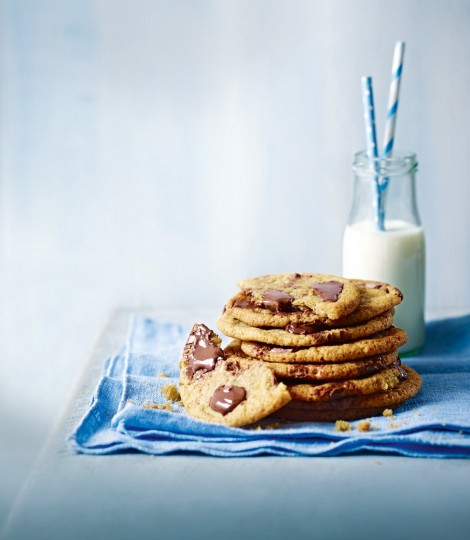 Chipsuri De Ciocolata - Cookies