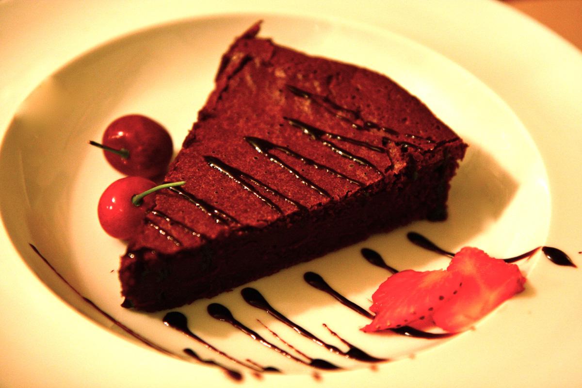 Creme Brulee De Ciocolata