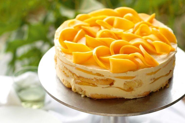 Mangomisu - Tiramisu Cu Mango