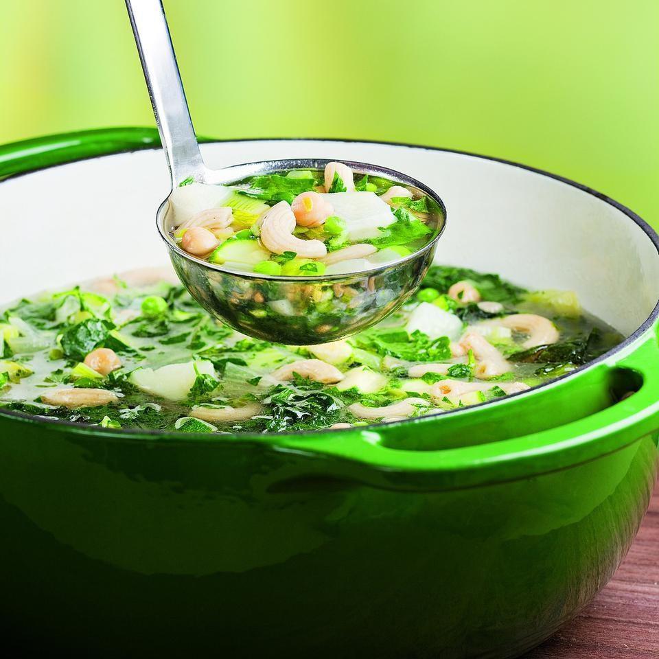 Minestrone, O Varianta Italieneasca De Supa Pe Care Trebuie Neaparat Sa O Incerci