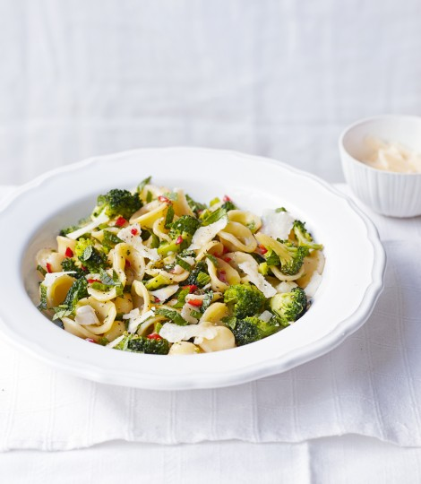 Paste Cu Broccoli Si Chilli