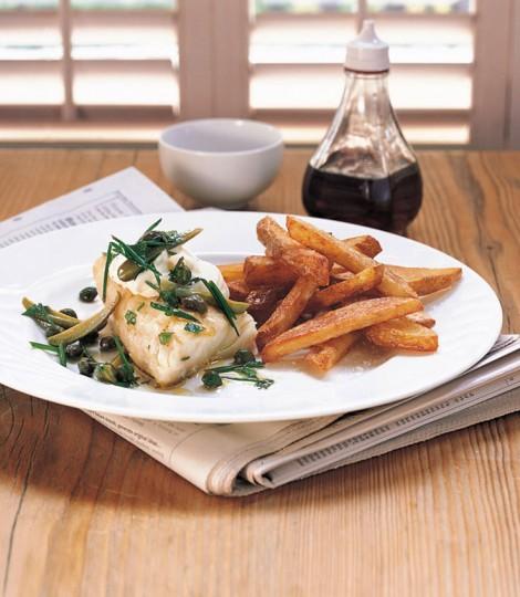 Peste Cu Cartofi (Fish And Chips)