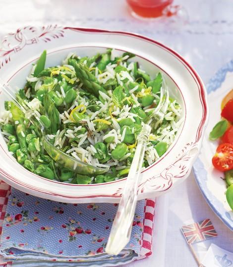 Salata De Vara Cu Dressing De Lamaie