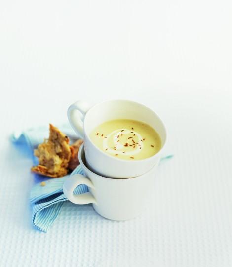 Supa De Telina Cu Condimente